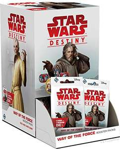Star Wars: Destiny - Way of the Force Booster Display mit 36 Booster