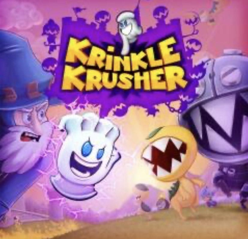 Strategiespiel Krinkle Krusher (PS4)