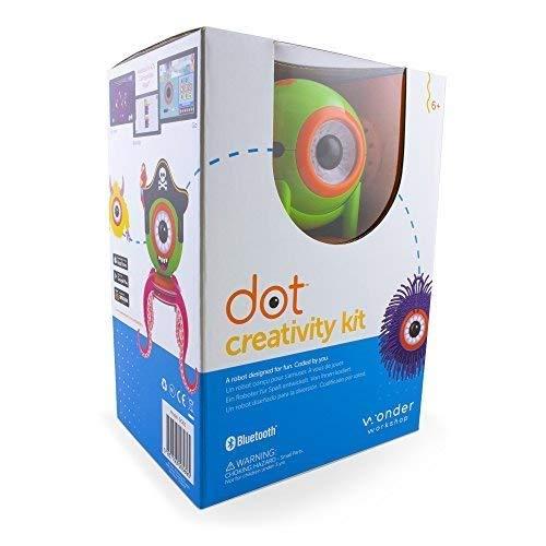 Wonder Workshop Dot Creativity Kit - spielerisch programmieren lernen für Kinder
