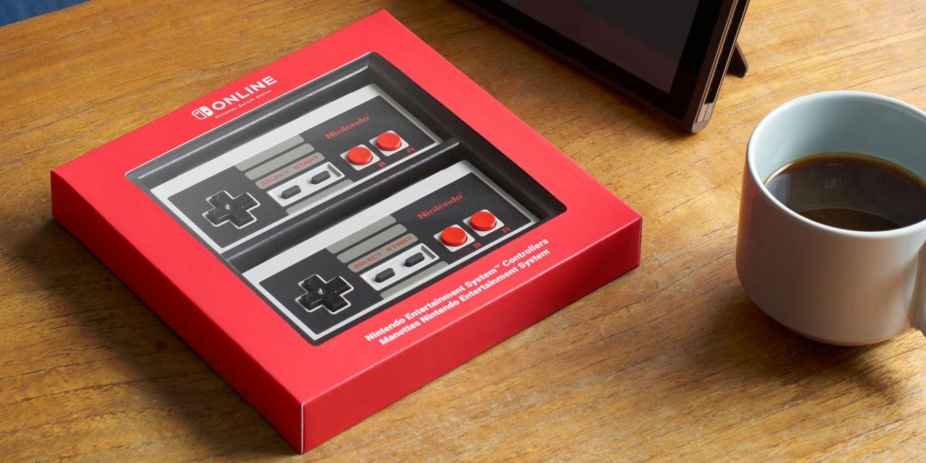 Nintendo Entertainment System-Controller für Nintendo Switch