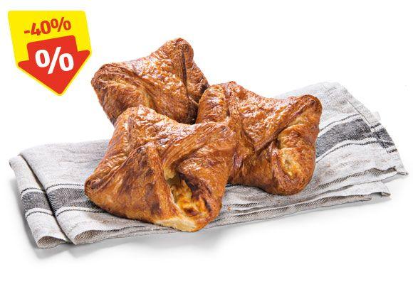 [Hofer] Zartsplittrige Butter-Topfengolatsche 59 Cent, 2 Kilo Äpfel aus Ö 1,49 Euro, BIO-Sonnenblumenweckerl 39 Cent