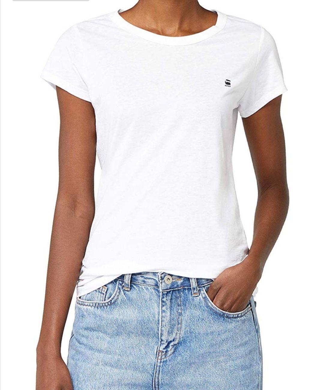 G-Star T-shirt für Frauen Weiß
