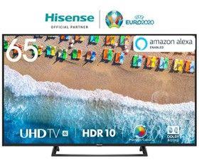 Hisense H65BE7200 Fernseher (3840x2160, HDR10, HLG, Dolby Digital Plus, DTS)