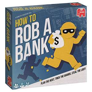 Jumbo Spiele - How To Rob A Bank