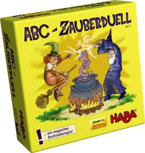 Preisjäger Junior: Haba - ABC Zauberduell