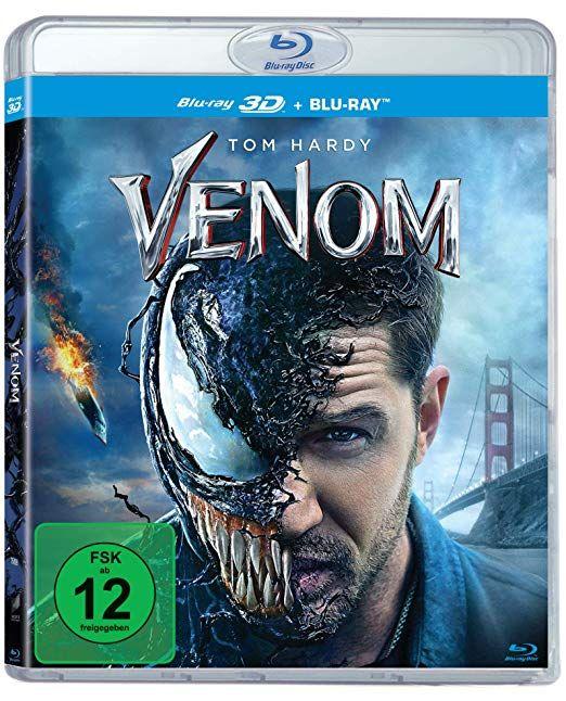 Venom (3D) (Blu-ray)