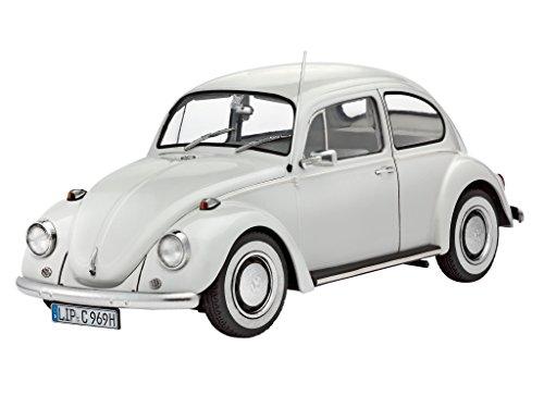 Revell Volkswagen VW Käfer 1968, Maßstab 1:24