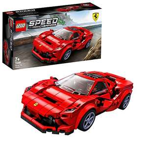 LEGO Speed Champions - Ferrari F8 Tributo (76895)