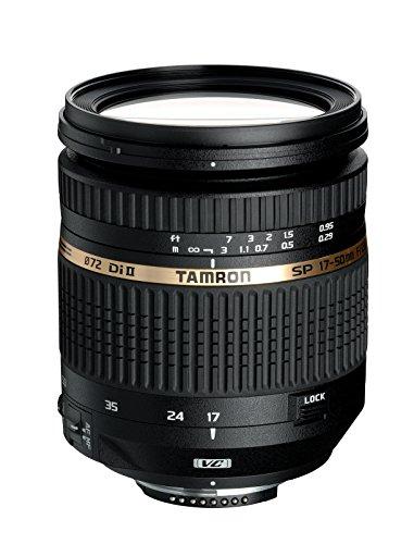 Tamron SP AF 17-50mm 2.8 XR Di II VC LD Asp IF für Canon EF