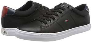 Tommy Hilfiger Herren Essential Leather Collar Vulc Sneaker Größe 40-44
