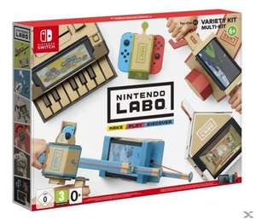 Nintendo Labo - Toy-Con 01: Multi-Set für Nintendo Switch