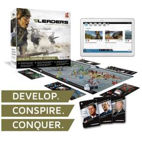 Leaders - The Combined Strategy Game, interaktives Brettspiel