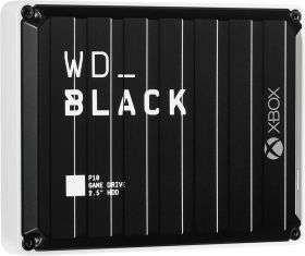 Western Digital WD_Black P10 Game Drive for Xbox One 3TB, USB 3.0 Micro-B