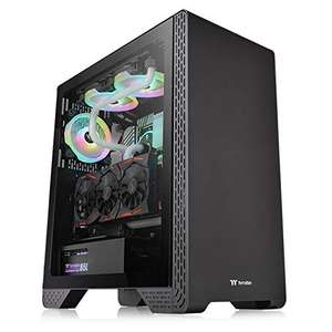 Thermaltake S300 TG mit Glasfenster