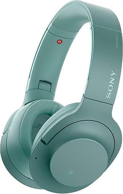 Sony WH-H900N On-Ear-Kopfhörer Bluetooth NFC
