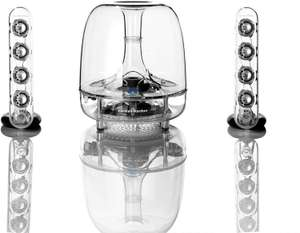 "Harman Kardon ""Soundsticks"" Wireless Bluetooth LED Lautsprecher"
