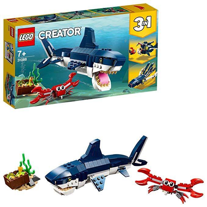 LEGO Creator - Bewohner der Tiefsee