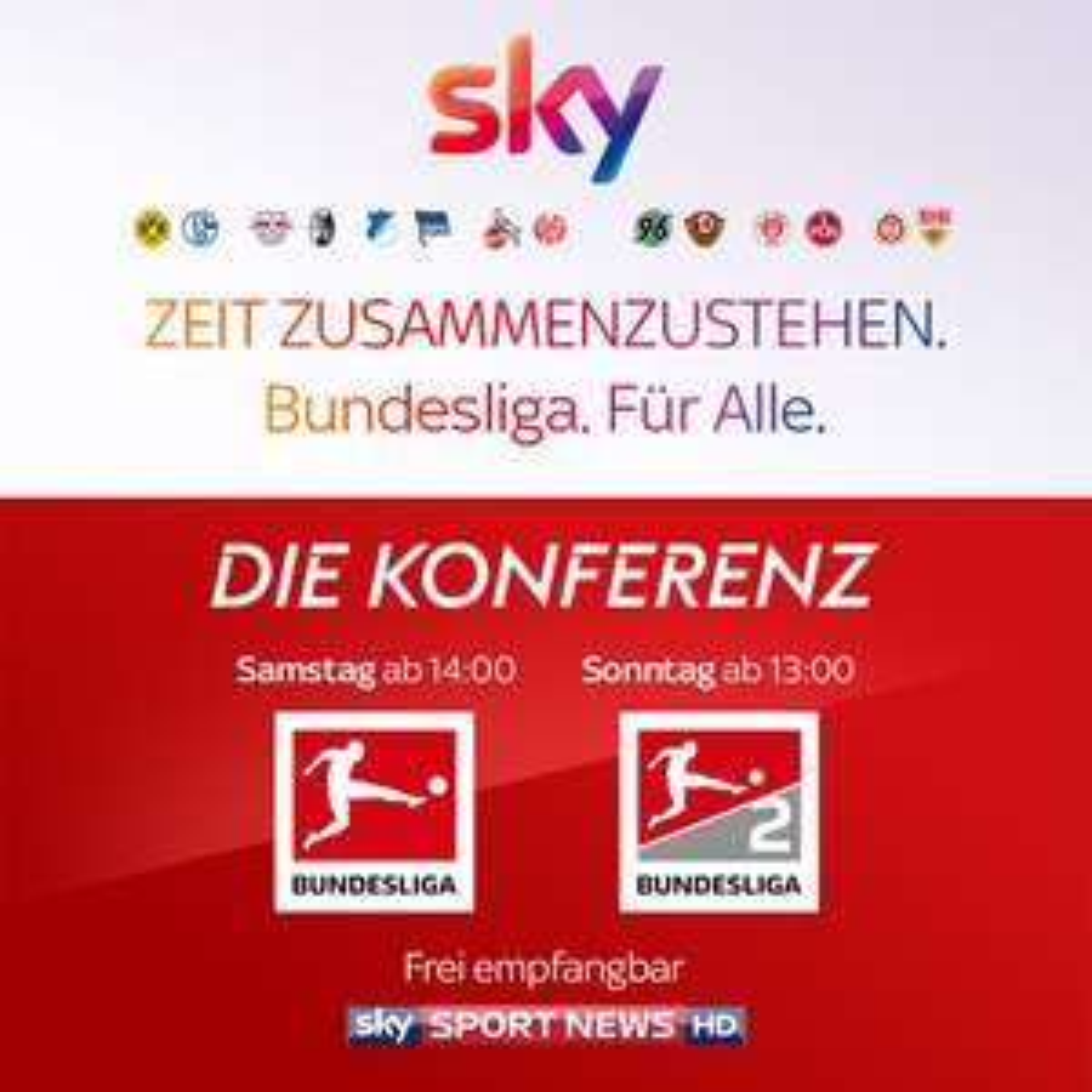 Sky: Deutsche Bundesliga im Free TV