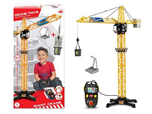 Dickie Toys Giant Crane elektrischer Ferngesteuerter Spielzeug Kran