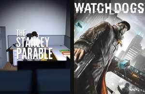 Watch Dogs + The Stanley Parable (PC)