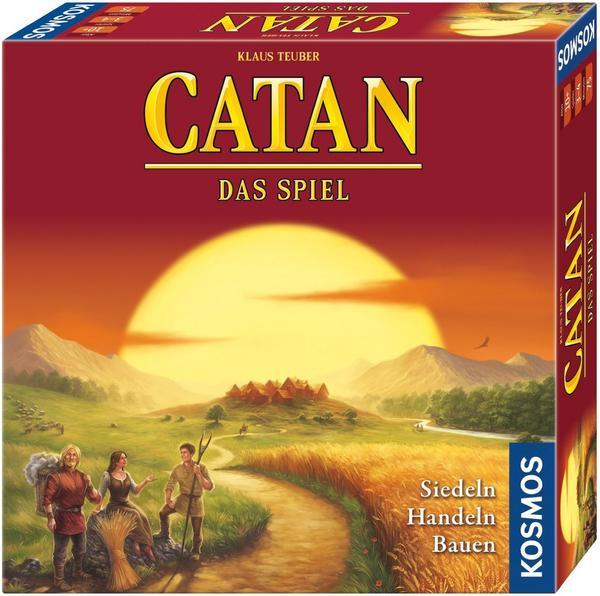 Die Siedler von Catan - Das Spiel