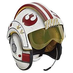 Star Wars: Luke Skywalker Battle Simulations-Helm