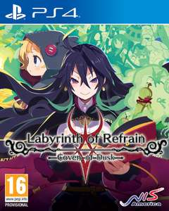 Labryinth of Refrain: Coven of Dusk (PS4)