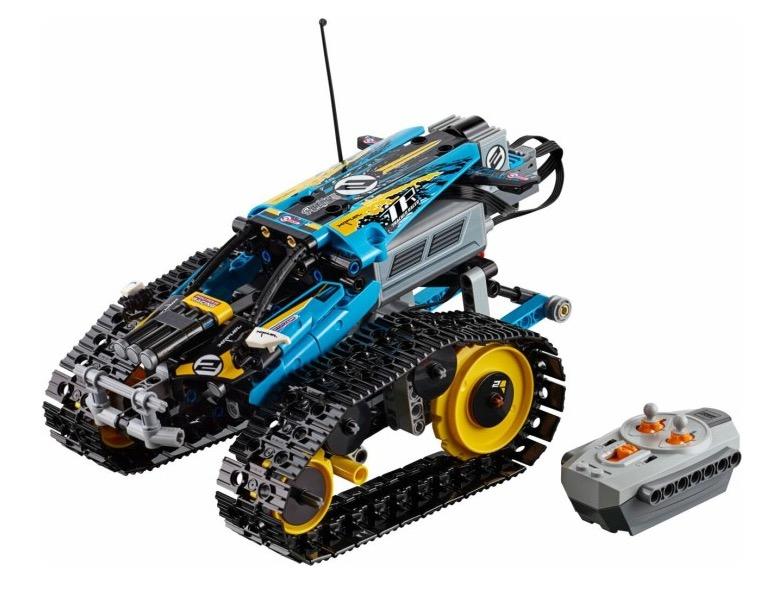 LEGO Technic 42095 - Ferngesteuerter Stunt-Racer (und andere – Bestpreise dank BonusCard Gutschein möglich)