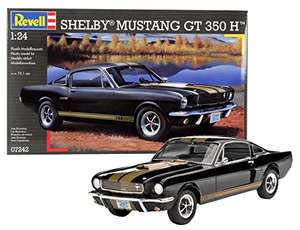 Revell Modellbausatz Auto - Shelby Mustang GT 350 H (1:24)