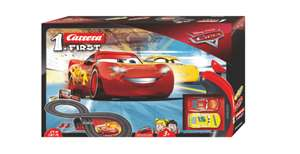 Preisjäger Junior: Carrera First Set - Disney/Pixar Cars