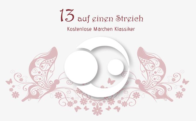 13 Märchen zum kostenlosen Download + CD Cover