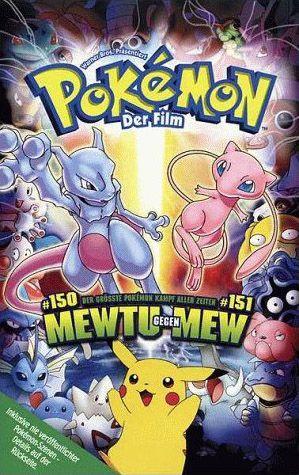 Pokémon - Der Film: Mewtu gegen Mew kostenlos im Stream (Pokémon TV)