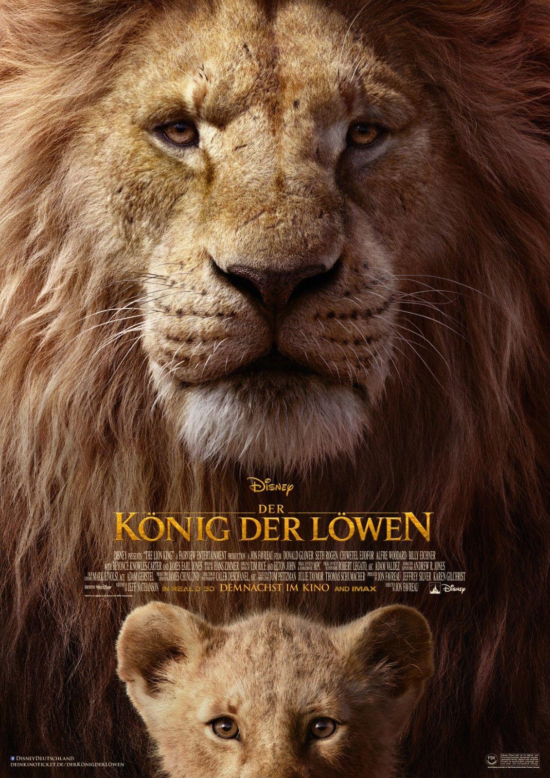 Der König der Löwen (inkl. Bonusmaterial) in HD kaufen