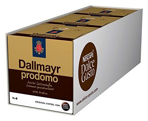 Nescafé Dolce Gusto Kapseln, 3x16Stk., verschiedene Sorten