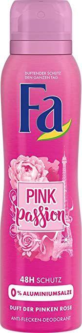 Fa Deospray Pink Passion 6x 150ml