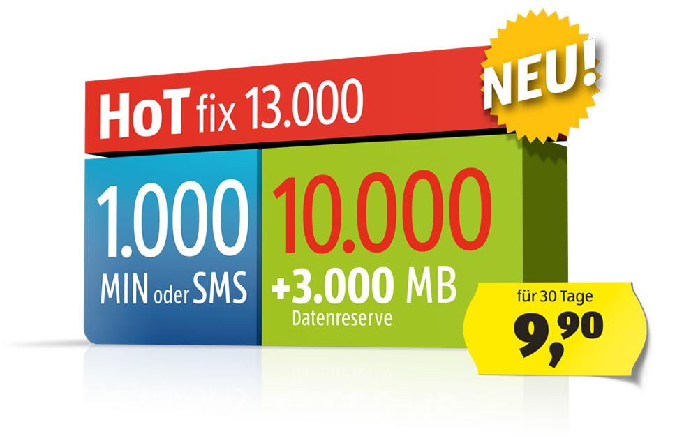 HoT fix jetzt mit 2 GB mehr (insgesamt 13 GB)