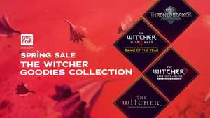 The Witcher Goodies Collection [GOG]