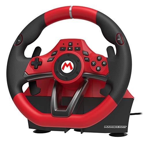 Mario Kart Racing Wheel Pro Deluxe (Nintendo Switch)