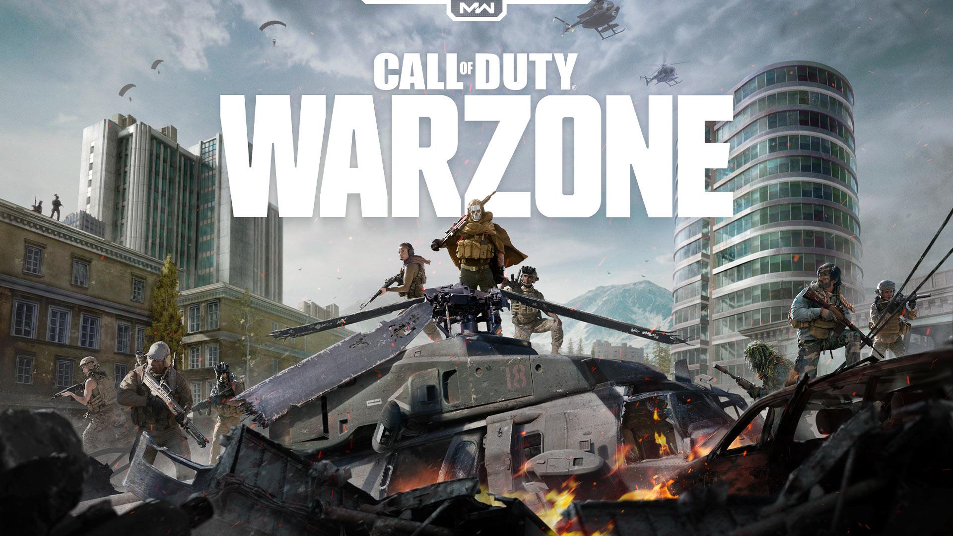 Call of Duty Warzone KOSTENLOS