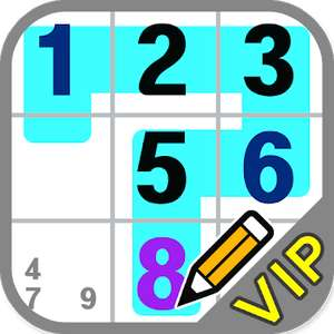 Sudoku Deluxe VIP für Android
