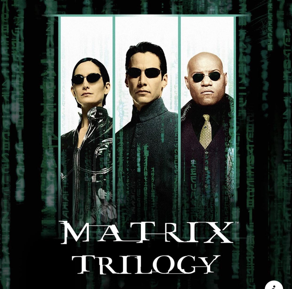 Matrix Triologie in 4K HDR und Dolby Atmos um nur €9,99 als Kauf!