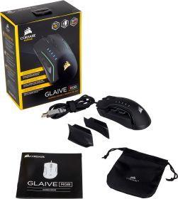 Corsair Glaive RGB Gaming Maus