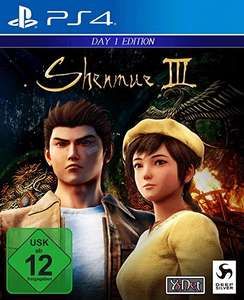 Shenmue III - Day One Edition [PlayStation 4]