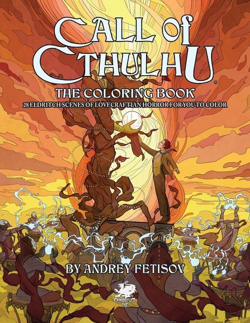 Cthulhu Malbuch kostenlos als PDF