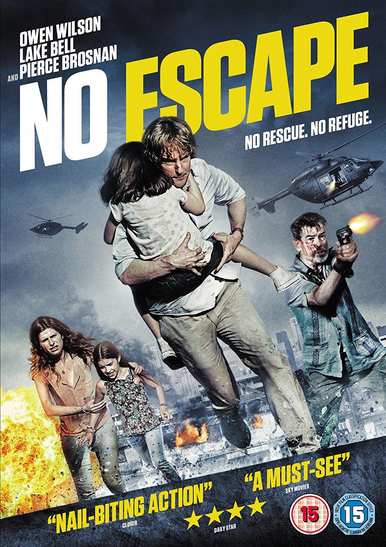 NO ESCAPE - Renn um Dein Leben (Action/ Thriller, 2016) - kostenloser Stream