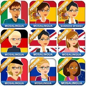 MosaLingua - Medizin Englisch, Italenisch, Französisch, uvm... (Android/iOS)