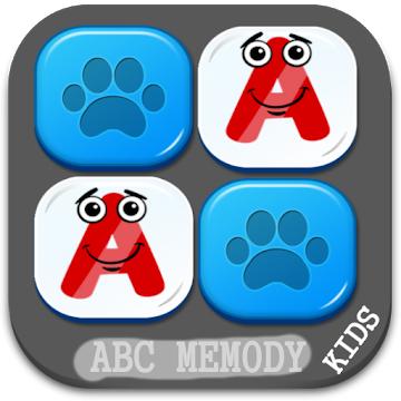 ABC Memory Match für Kinder kostenlos für Android