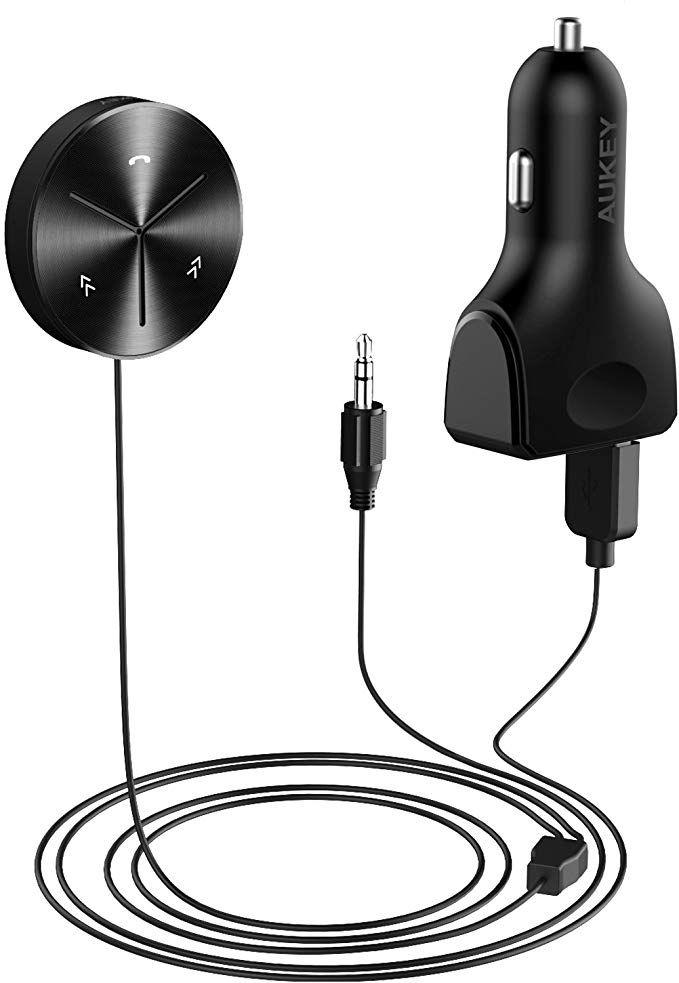 AUKEY Auto Bluetooth Empfänger V4.1