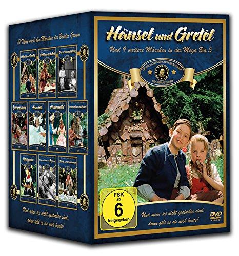 Märchen Klassiker Mega-Box 3 - 10er Disc-Box [DVD]