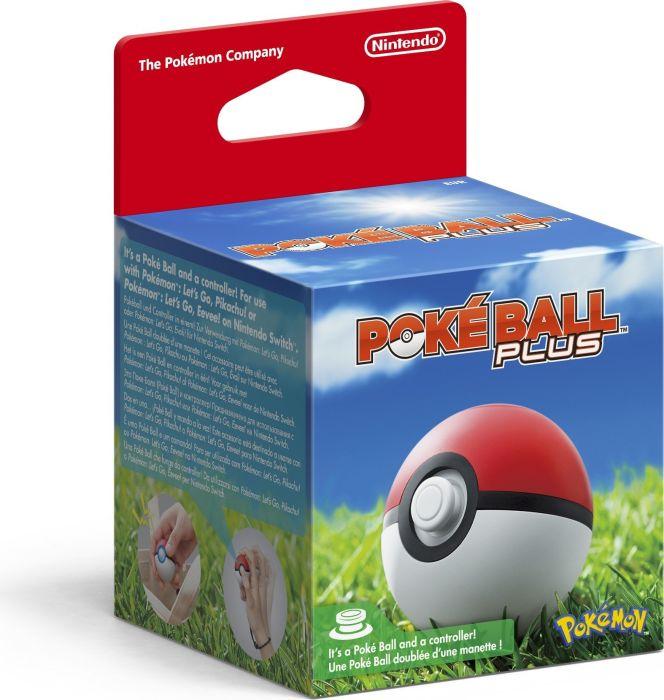Nintendo Pokéball Plus (Switch/iOS)
